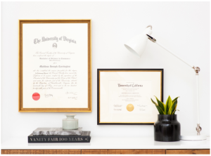 Framebridge, Framing services