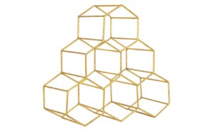 Jayson Home, Hex Wine Rack