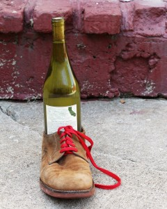 Photo Credit: The Kitchn, How to Open a Bottle of Wine with a Shoe