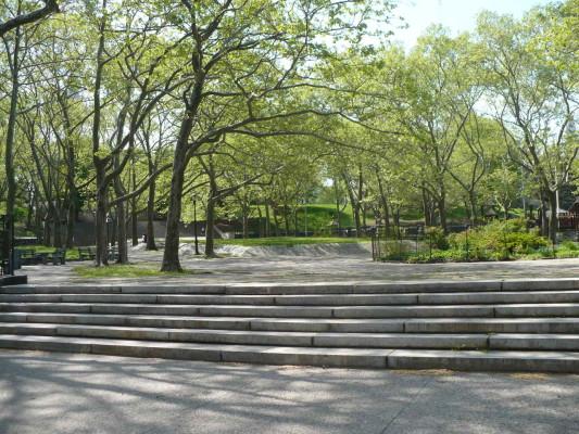 Fort Greene Park. Photo Credit: 30 Walks in Brooklyn.