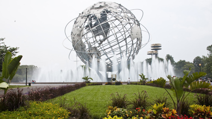 Flushing Meadows. Photo Credit: NYC Go.