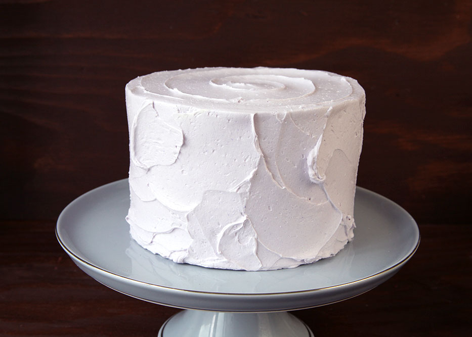 Textured cake. Photo Credit: Style Sweet CA