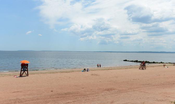 Wolfe's Pond Park Beach. Photo Credit: NYC Gov Parks.